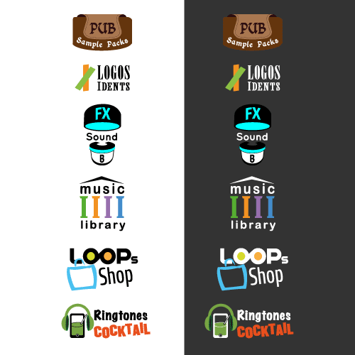 Xylote-Marketplaces-Logos