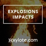 Explosion Impact SFX Pack