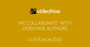 Collaborate with VideoHive Authors