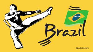 Ginga for Capoeira Roda - Capoeira Workout