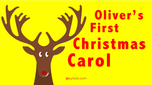 Oliver s First Christmas Carol