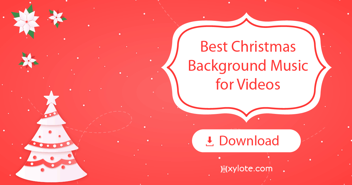 Best Christmas Background Music For Videos 2018