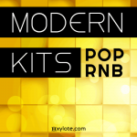 Modern Kits for Pop RnB Sample Pack