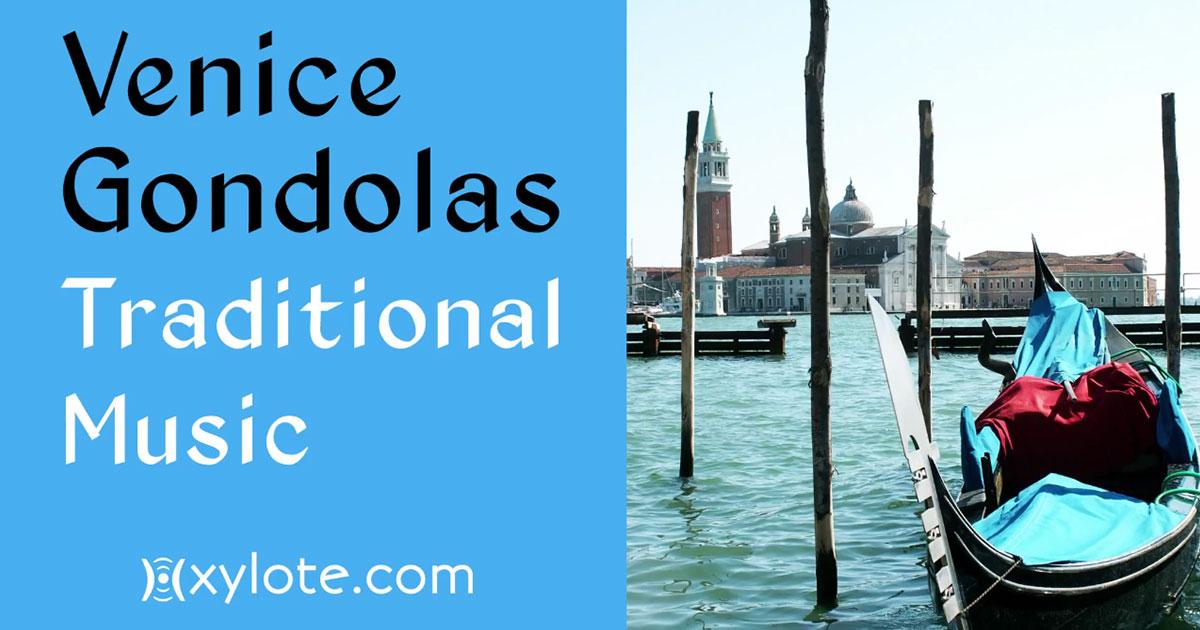 Venice-Gondola-Classical-Music-Romance-Venice