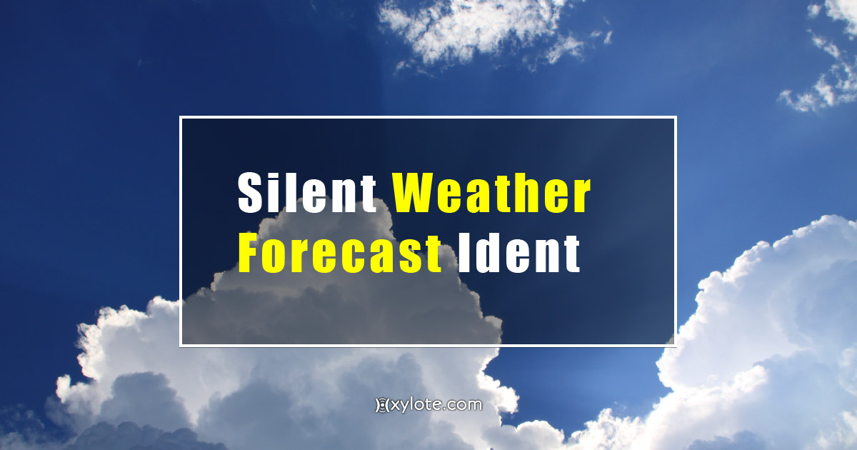 19-silent-weather-forecast-ident