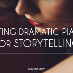 Parting Dramatic Piano for Storytelling